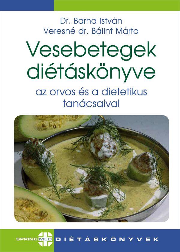 SpringMed Vesebetegek Dietáskönyve