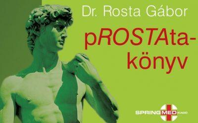Prostata könyv